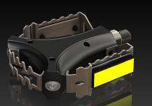晶盛实业有限公司_专利发光脚踏车踏板开发案