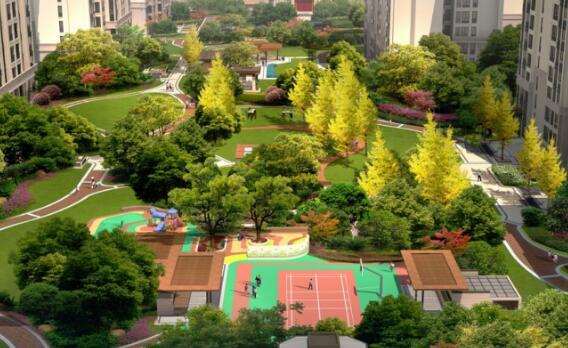 房地产景观设计要依循什么流程?5个房地产景观设计流程