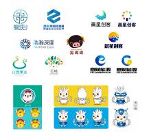 各种行业LOGO标志设计