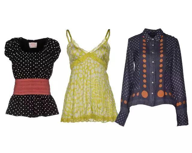 经典服装设计那些长盛不衰的服装图案