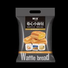 卷心小面包