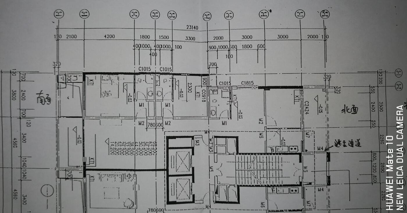 房屋装修效果图施工设计