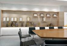 北京亚昆供应链管理有限公司办公空间设计