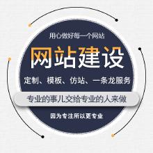 威客服务:[114810] 简致网络-网站建设开发设计制作响应式自适应网站网页定制