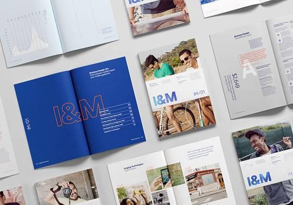 怎么做企业宣传画册?企业宣传画册设计要点