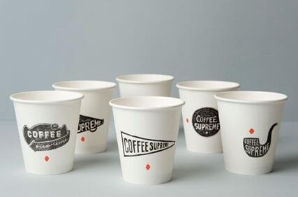 企业怎么设计一次性纸杯?企业一次性纸杯设计要点