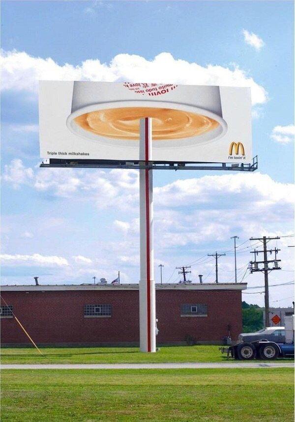 怎么做广告牌设计?广告牌设计图片欣赏