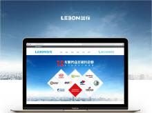 蓝标设计 设计公司类官网
