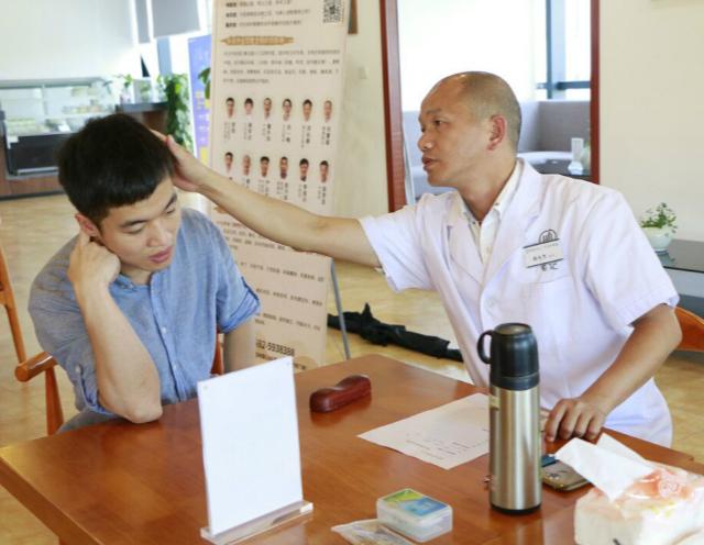 中醫理療健康義診走進一品創客 給創業者全方位關懷