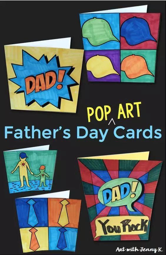 2019父亲节贺卡怎么制作?爱心满满的父亲节贺卡制作方法