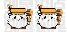 蜜罐-蜂蜜农产品品牌吉祥物设计(一品威客任务单)