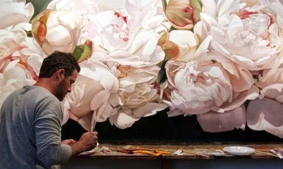 创意满满的手绘墙案例欣赏,唯美手绘墙图片大全