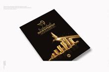 【 HB-蜂鸟投资 】画册设计