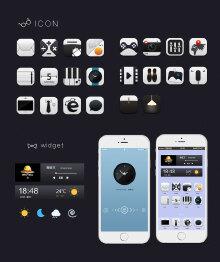 UI手机主题设计