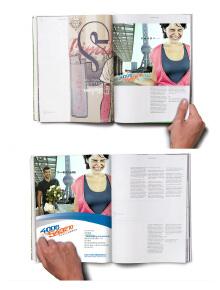 太平洋保险产品宣传画册杂志