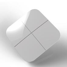 2.4G智能灯光控制开关