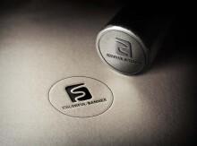 """""""富彩贸易""""公司logo设计"""