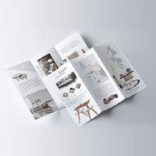 折页排版、折页设计