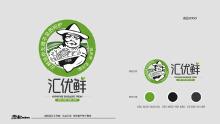 云鲜农产品企业品牌LOGO设计