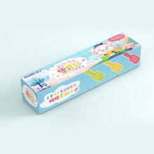 益生菌儿童牙膏手绘包装设计