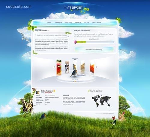 怎么做版式设计?100个版式设计网站和版式设计案例欣赏