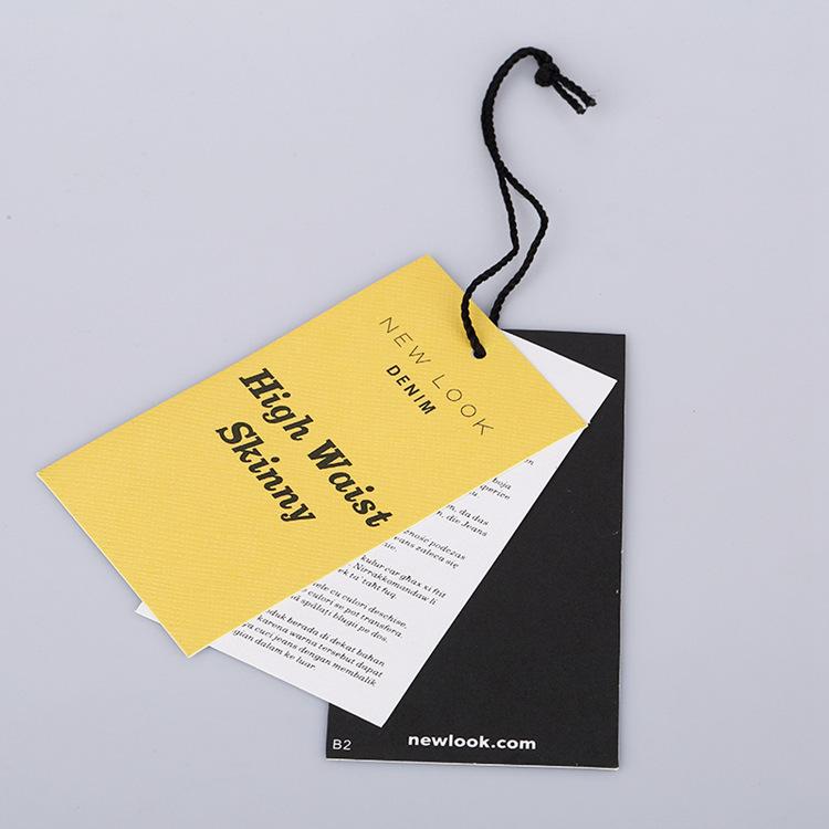 喜欢这些好看的吊牌设计吗?100个漂亮的吊牌设计案例欣赏