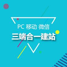 威客服务:[121127] pc、移动端、微信端三端和一网站建设