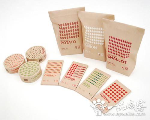 什么是绿色包装设计?10款漂亮的绿色包装设计欣赏