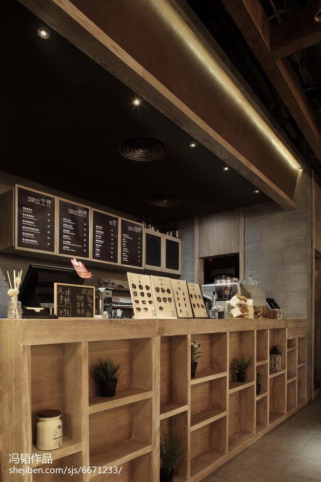 咖啡厅怎么装修比较有格调?10个优雅温馨的咖啡厅装修设计案例欣赏