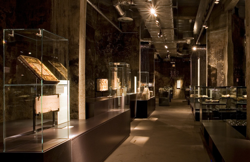 陈列室怎么设计?10个优质的国内外陈列室设计欣赏