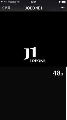 J1年轻服装品牌手机界面设计开发