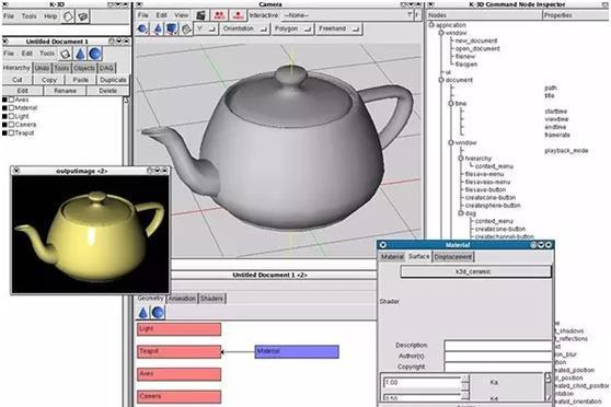 3d设计软件有哪些