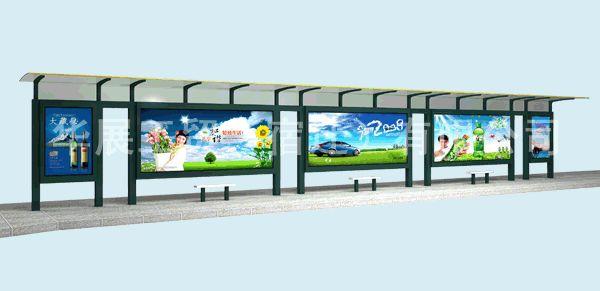 候车亭广告怎么设计?7个实用的候车亭广告设计要点