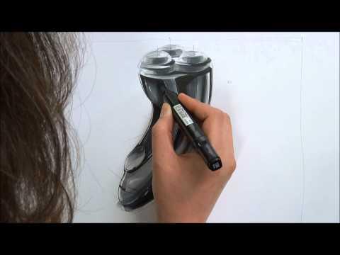 创意工业设计手绘教程