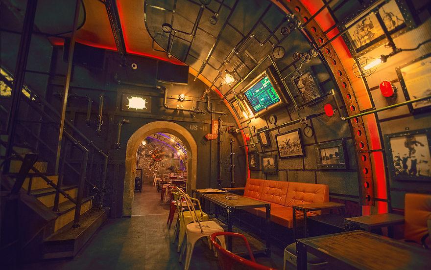 酒吧怎么装修设计?2019个性创意的酒吧装修设计