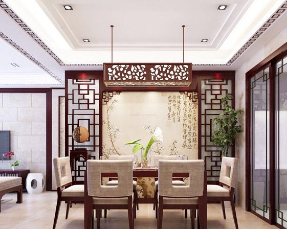 家庭中式装修好不好?10款让人一见钟情的家庭中式装修设计欣赏