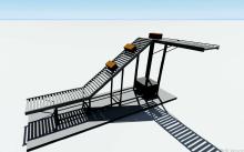 大型机械公司采购3D建模环视视频设计