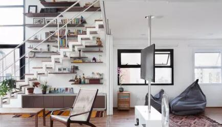 楼中楼怎么设计?5个让人眼前一亮的楼中楼装修效果图欣赏