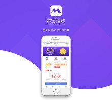 理财类app UI全套设计