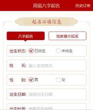 威客服务:[122809] 宝宝起名系统源码 宝宝公历、农历起名 宝宝辈分起名