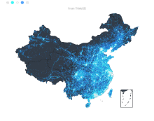 echarts,大数据可视化