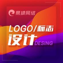 威客服务:[2203] 易狼品牌logo设计企业公司商标餐饮门店图标LOGO图文标志