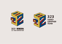 杭州323影视vi设计