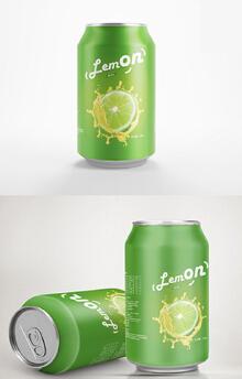 罐装包装设计