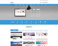 综合企业网站案例