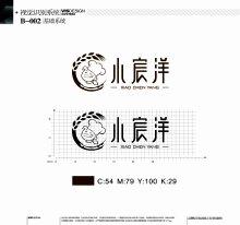 小宸洋烘焙logo设计