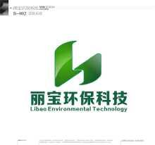 丽宝环保科技LOGO设计