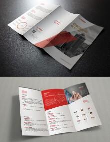 折页宣传单