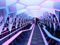 科技展大厅走廊