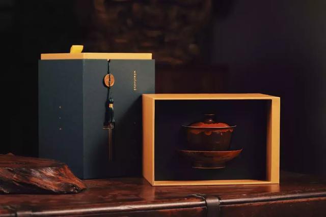富有中国风韵味的茶叶包装欣赏,让喝茶更有仪式感